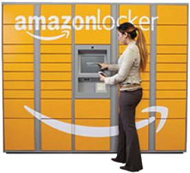 Amazon Locker sbarca in Italia e semplifica il ritiro delle spedizioni
